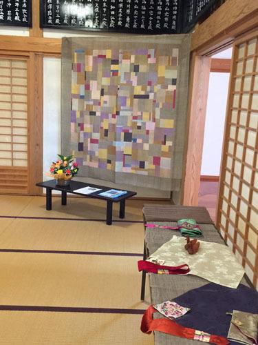 宮崎でポジャギ展 開催中です_c0185092_17461954.jpg