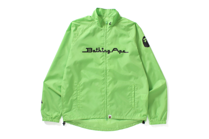 NEON COLOR CYCLE JACKET_a0174495_17221174.jpg