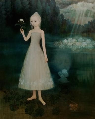 作品風景  〜 わ た し の な か の 少 女 が 永 遠 を 奏 で る 〜_c0203401_22542662.jpg