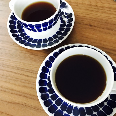 「空からやってくるお母さん」〜タイのコーヒーを頂きながら〜_b0199244_11525399.jpg