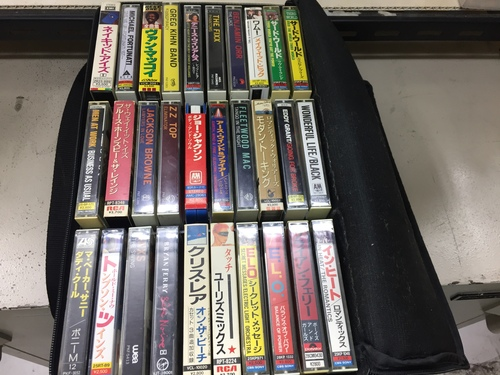 洋楽カセットテープ入荷!!(本店2Fより)_e0191344_17215254.jpg