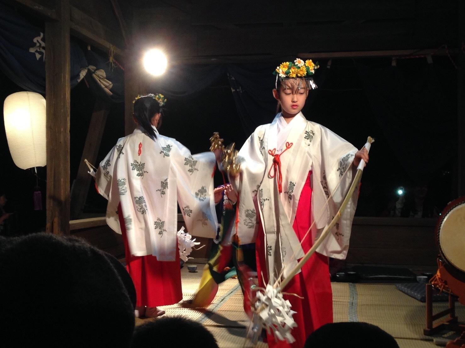 春の例大祭~夜神楽~_b0115751_00485478.jpg