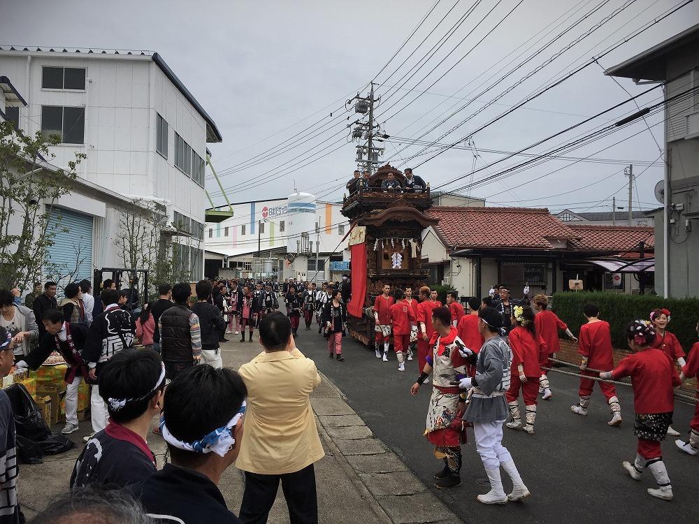 2017 常滑 祭礼_f0059665_08555720.jpg