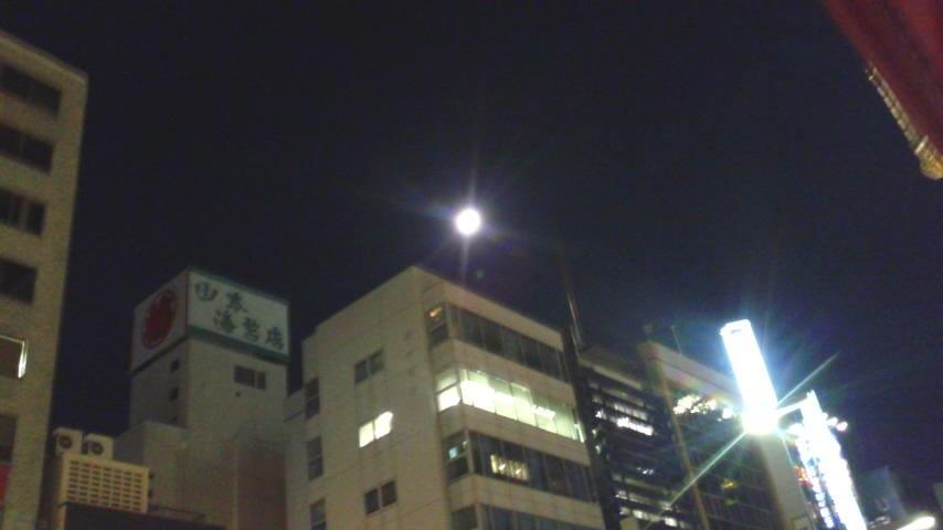 朧月夜。 春ですね。_d0062076_1526135.jpg