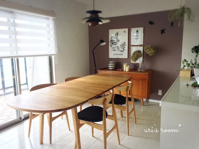憧れのダイニングテーブルのある風景。_a0341288_20514979.jpg