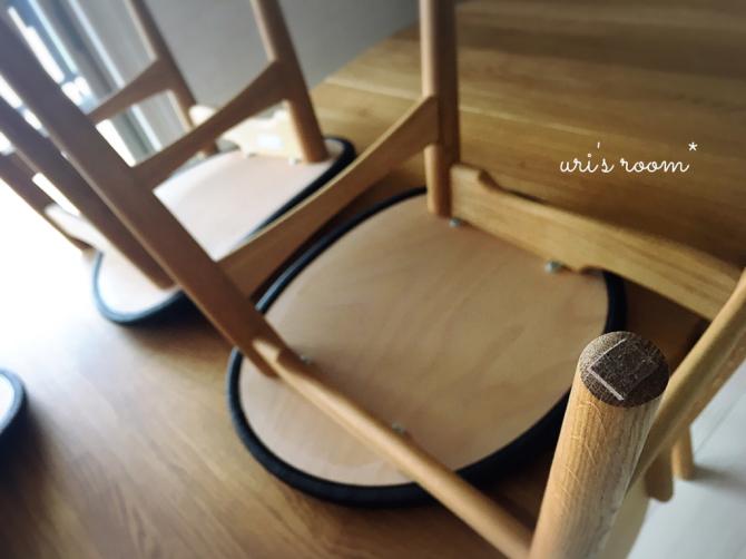 憧れのダイニングテーブルのある風景。_a0341288_21053090.jpg