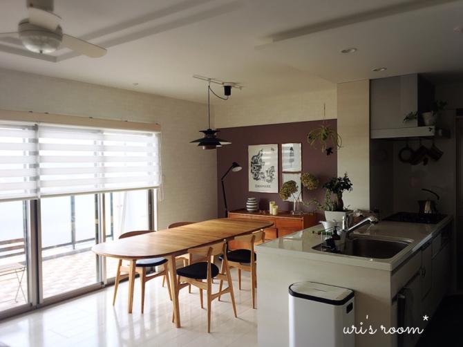 憧れのダイニングテーブルのある風景。_a0341288_21053180.jpg