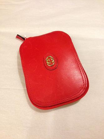 Gucci potable bag wallet_f0144612_11225209.jpg