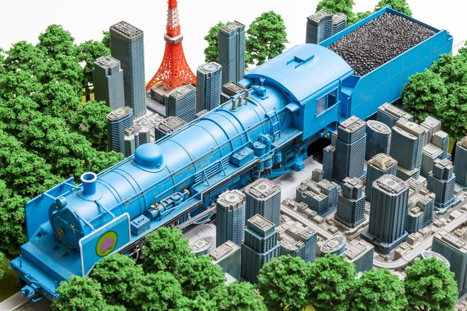 桃太郎電鉄をリアルにプラモデルで再現しないと、明日地球が滅ぶとしたら。_b0029315_00070882.jpg