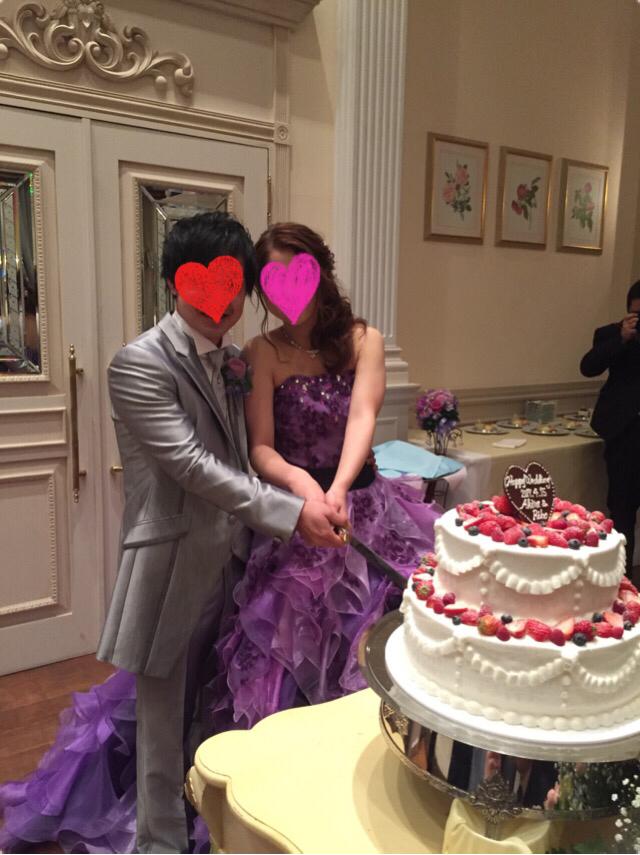 結婚式。_b0135325_14164914.jpg