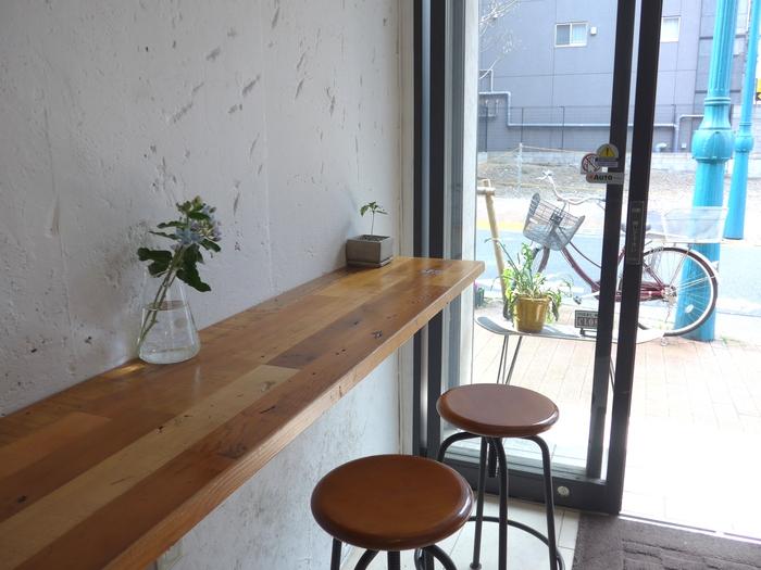 新宿二丁目「オールシーズンズコーヒー」へ行く。_f0232060_12292371.jpg