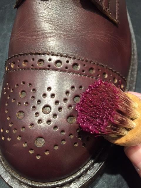 エイジングされたブーツって、やっぱり良いよね_f0374162_10420515.jpg