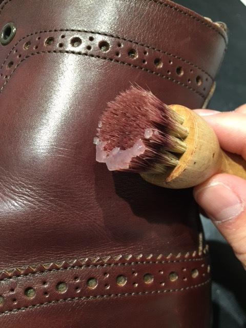 エイジングされたブーツって、やっぱり良いよね_f0374162_10421542.jpg