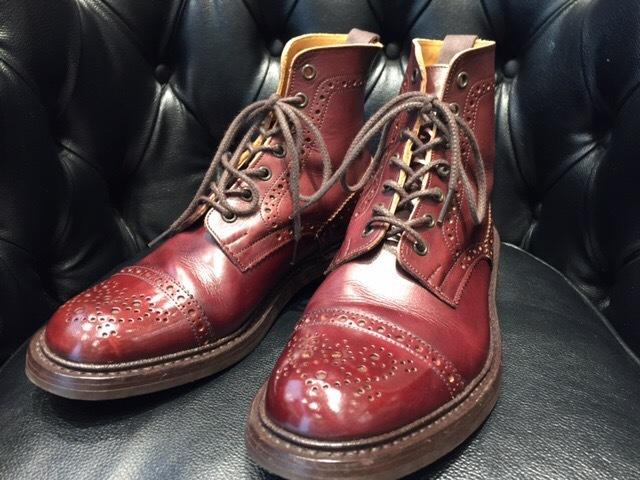 エイジングされたブーツって、やっぱり良いよね_f0374162_10423695.jpg