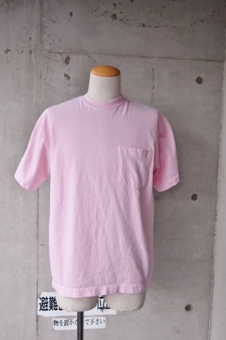なんか気分です。。。PINK に、Heavy Weight TEE  By CAMBER 別注★_d0152280_15523065.jpg