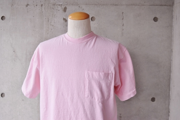 なんか気分です。。。PINK に、Heavy Weight TEE  By CAMBER 別注★_d0152280_15530430.jpg