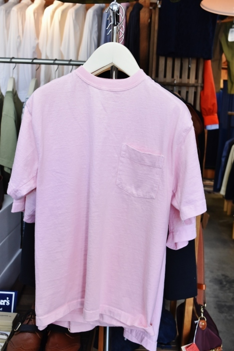なんか気分です。。。PINK に、Heavy Weight TEE  By CAMBER 別注★_d0152280_15545045.jpg