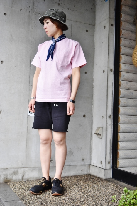 なんか気分です。。。PINK に、Heavy Weight TEE  By CAMBER 別注★_d0152280_16040998.jpg