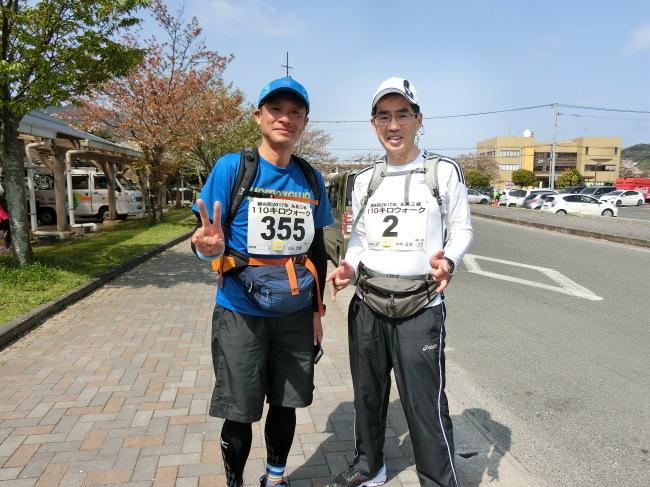 第8回糸島三都110キロウォークの完歩報告_e0294183_18075400.jpg