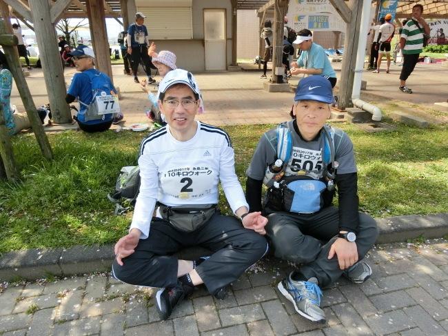 第8回糸島三都110キロウォークの完歩報告_e0294183_18112778.jpg