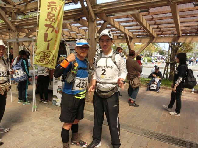 第8回糸島三都110キロウォークの完歩報告_e0294183_18130635.jpg