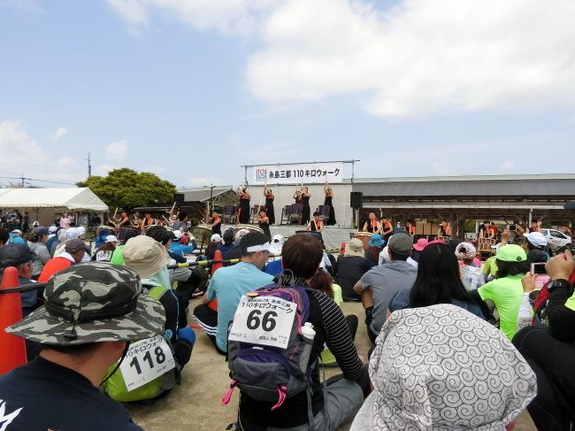 第8回糸島三都110キロウォークの完歩報告_e0294183_18150454.jpg