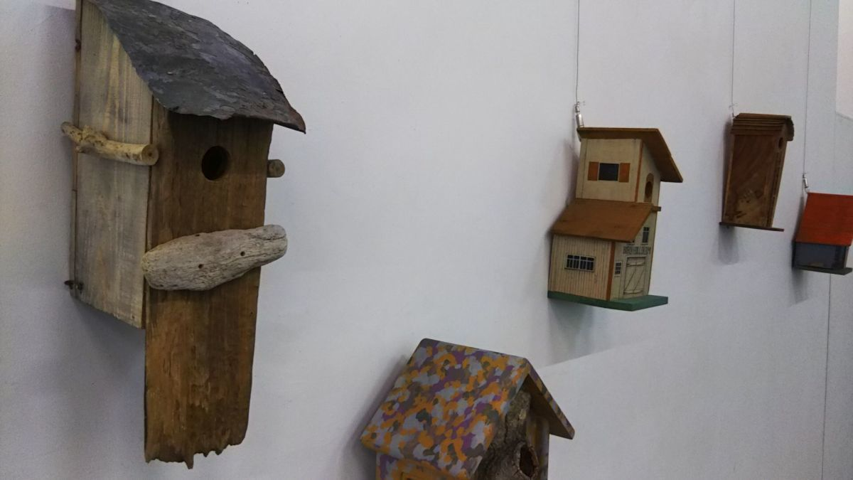 野鳥と巣箱展2017 : 那須高原ペンション通信(オーナー通信)