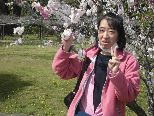 4/14 野原公園_a0154110_15172820.jpg