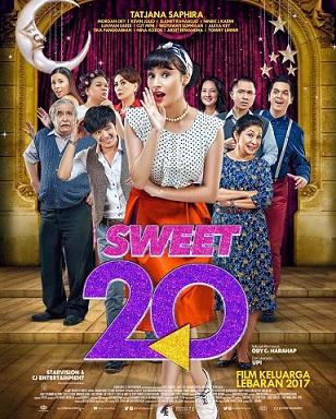 インドネシアの映画:Sweet 20 韓国映画『怪しい彼女』수상한 그녀 のリメイク その2_a0054926_14354729.jpg