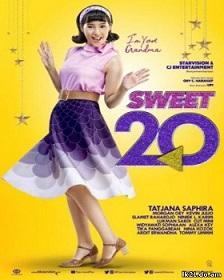 インドネシアの映画:Sweet 20 韓国映画『怪しい彼女』수상한 그녀 のリメイク その2_a0054926_14362167.jpg