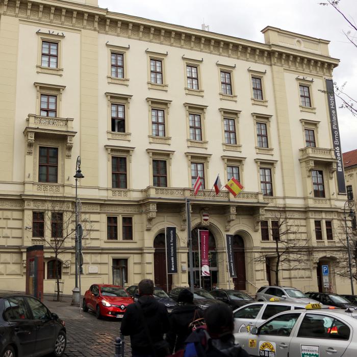 チェコのブルノにある5つ星ホテル「Barcelo Brno Palace(バルセロ ブルノ パレス)」_c0060143_11051554.jpg