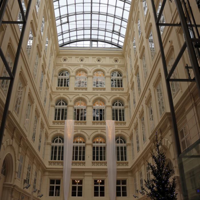 チェコのブルノにある5つ星ホテル「Barcelo Brno Palace(バルセロ ブルノ パレス)」_c0060143_11052122.jpg