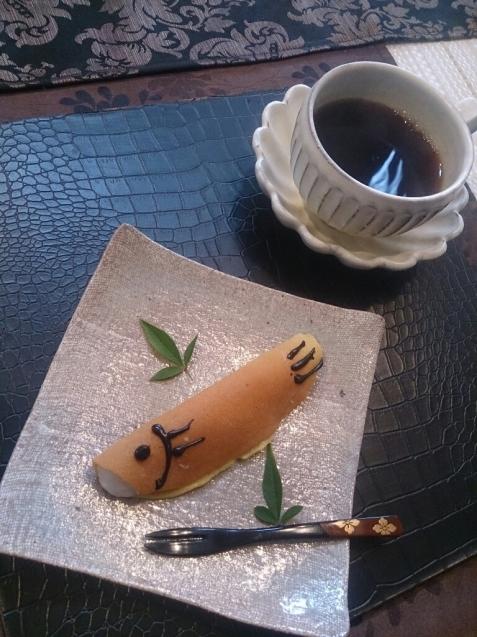 鮎菓子_f0323446_22455410.jpg