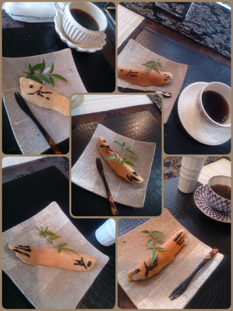 鮎菓子_f0323446_22460147.jpg
