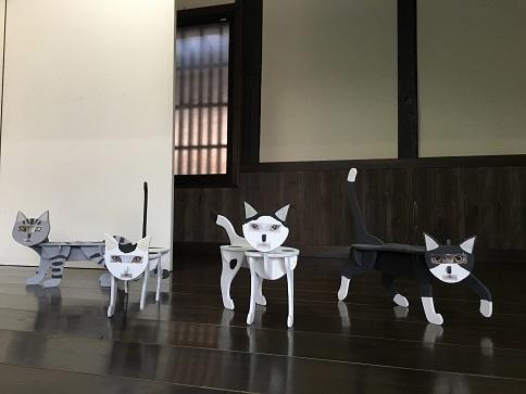 4月16日直島「ギャラリー嶋屋 猫展」_c0227958_16501090.jpg
