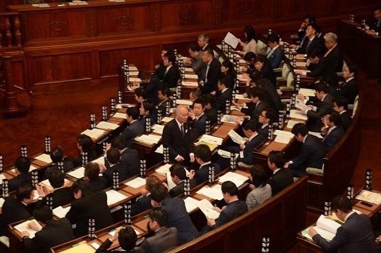 2016. 4.14 「福島復興再生特措法の一部改正法律案」の衆院可決_a0255967_15375813.jpg