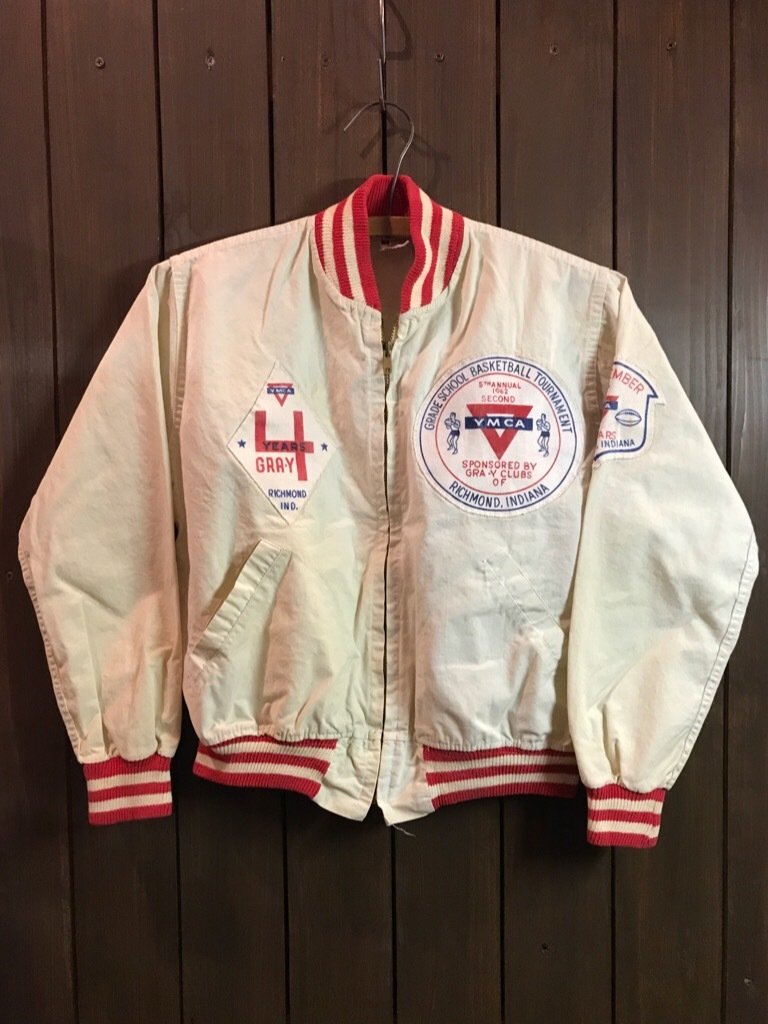 神戸店4/19(水)ヴィンテージ入荷! #4 Vintage Sweat!Athletic Item!!!_c0078587_17522488.jpg