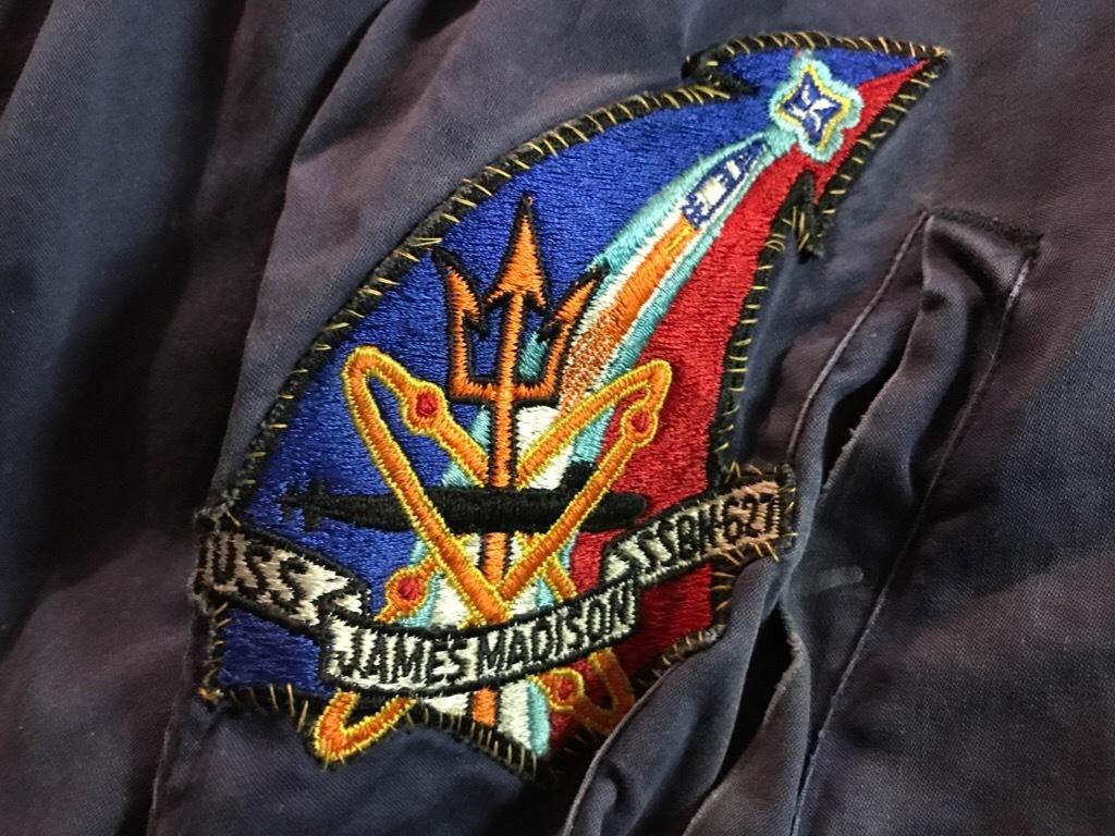 神戸店4/19(水)ヴィンテージ入荷! #5 US.Navy!U.S.M.C. Item!!!_c0078587_18022334.jpg