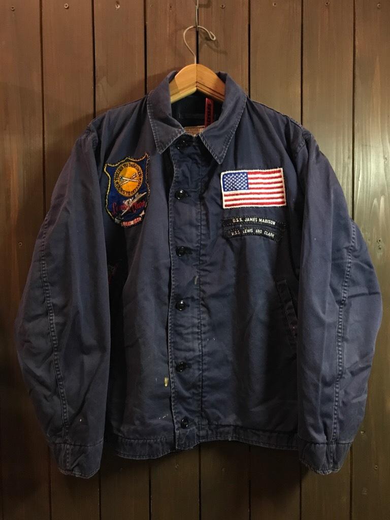 神戸店4/19(水)ヴィンテージ入荷! #5 US.Navy!U.S.M.C. Item!!!_c0078587_18022544.jpg