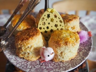 Easter Afternoon Tea_f0238789_19114396.jpg
