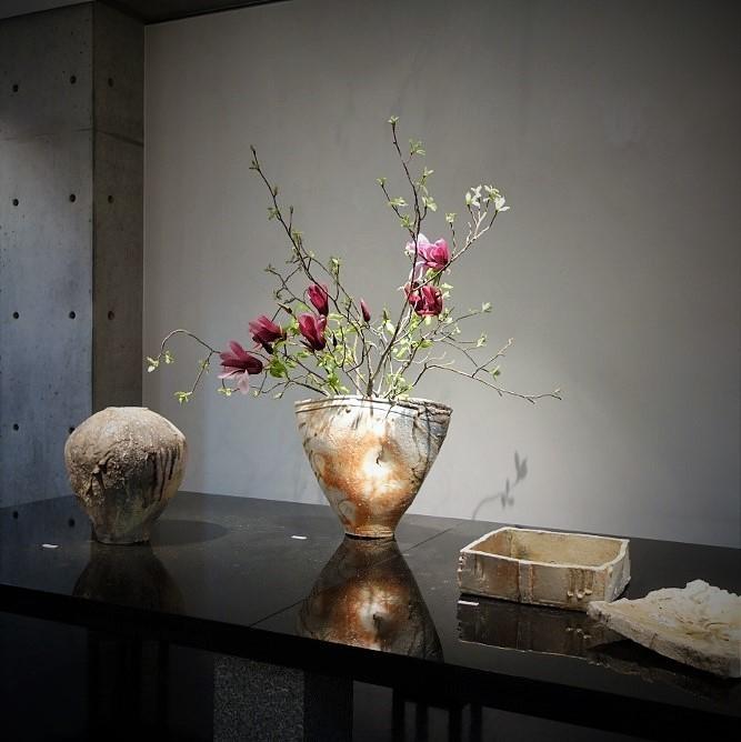 明日からは「 篠原希 作陶展 」始まります_b0232919_19135350.jpg