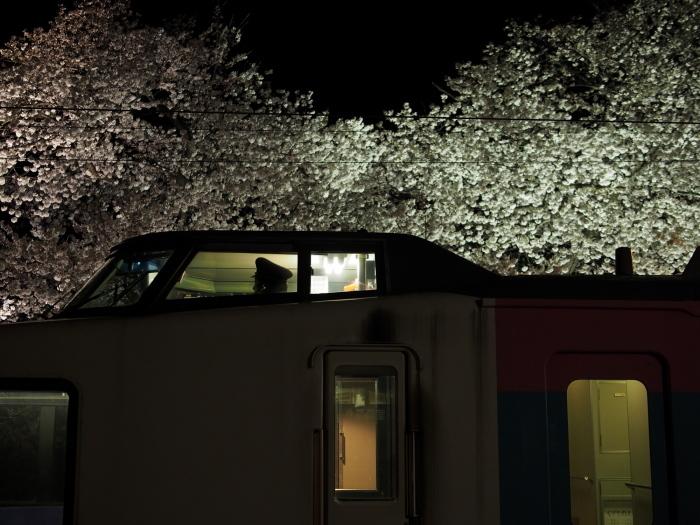 えちご分水夜桜号_e0169421_21443068.jpg