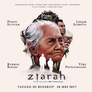 インドネシアの映画:ZIARAH 映画館公開 5/18_a0054926_21561955.jpg