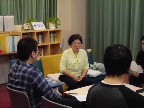 4月の卒業生懇談会_c0204368_10380859.jpg