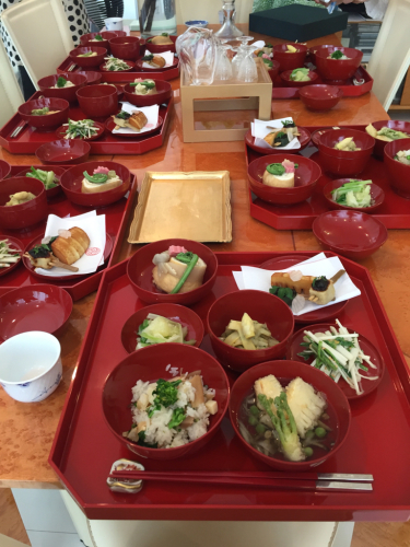 朝掘り京都筍の精進料理の会2017_e0326573_08415129.jpg