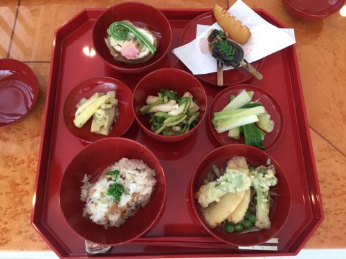 朝掘り京都筍の精進料理の会2017_e0326573_08415250.jpg