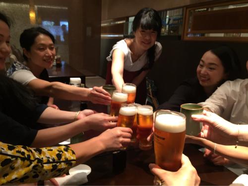 Na Hoku  にて踊らせていただきました🌺_d0256587_16570613.jpg