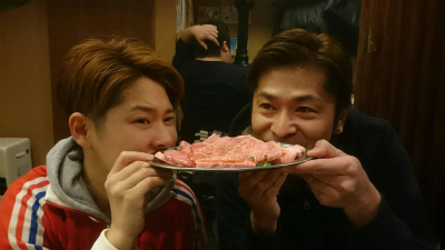 焼き肉の日_f0220089_11455061.jpg
