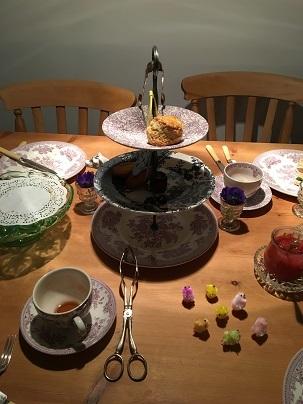 Easter Afternoon Tea_f0238789_18531807.jpg