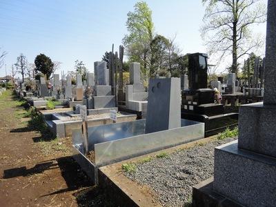 お墓プロジェクト7  墓標が立つ_a0122098_1695690.jpg